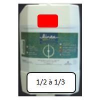 LINEA TRACAGE 402-Rouge - 15 kg soit environ 40 L de mélange dilué