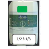 LINEA TRACAGE 402-Vert - 15 kg soit environ 40 L de mélange dilué