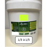 LINEA TRACAGE 466 ECOLOGIQUE JAUNE - 15 kg soit environ 69 L de mélange dilué