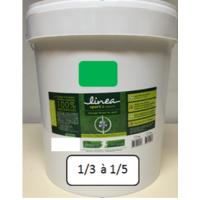 LINEA TRACAGE 466 ECOLOGIQUE VERT - 15 kg soit environ 69 L de mélange dilué